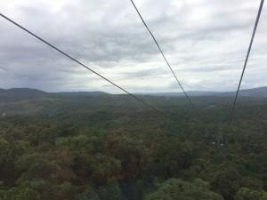 Kuranda skyrail, Cairns