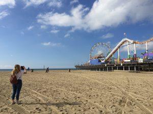 LA- Santa Monica Pier