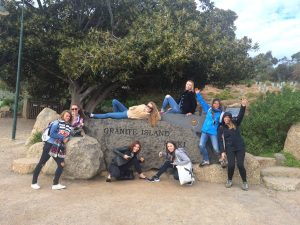 ESN Trip to Granite Island