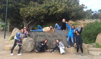 ESN Trip to Granite Island