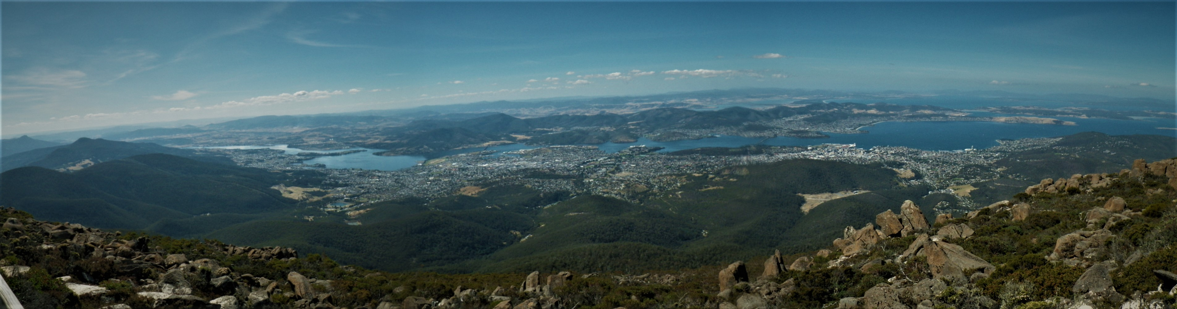 Hobart in it's full glory!