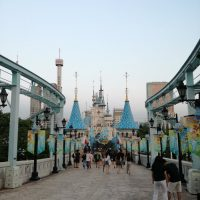 Lotte World's Magic Kingdom.