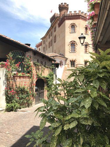 Castello Faletti, Barolo