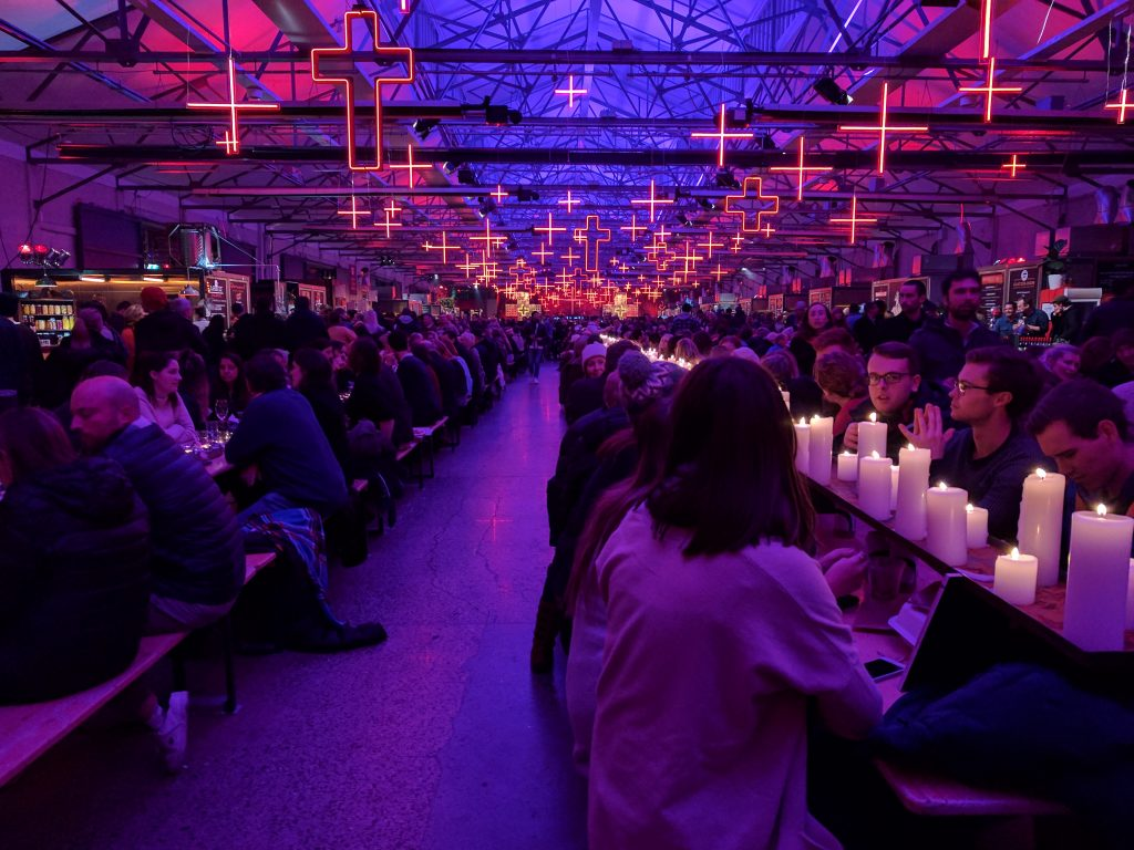 Tassies Dark MOFO festival's Winter Feast
